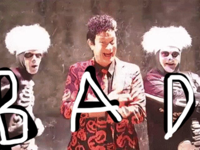 Actually, David S. Pumpkins Is Bad