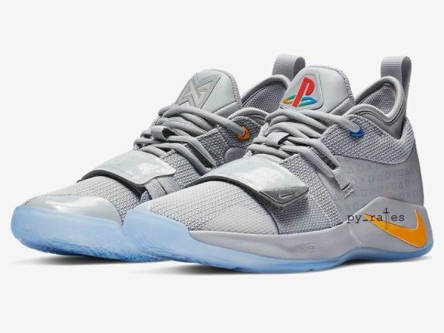 Nike designer flere Playstation-inspirerede sko