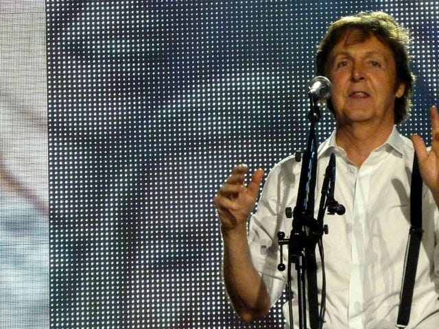 <i>Pirates of the Caribbean 5</i> vient d'ajouter Paul McCartney à sa distribution