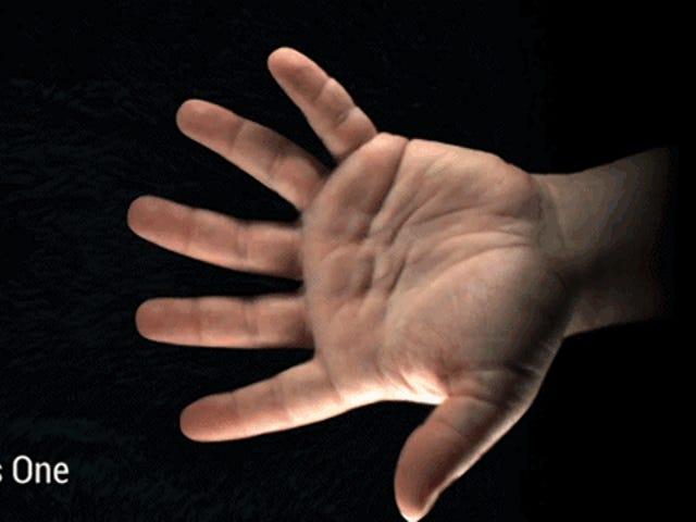 Ang mga Augmented Reality Hands Nagbibigay sa Akin ng Nightmares