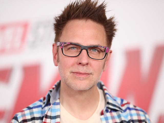 James Gunn opens up about his Disney firing