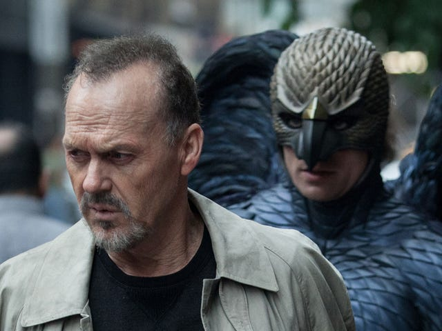 Original <i>Birdman</i> Ending Could Have Starred Johnny Depp