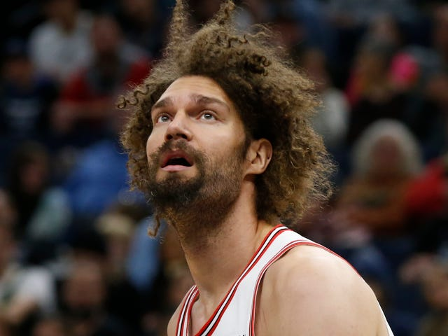 Robin Lopez Is Trapped In Basketball Hell