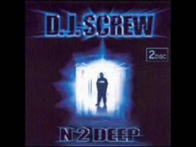 "DJ Screw - Dat Boy Grace - ""Come Ride Wit A Playa"""
