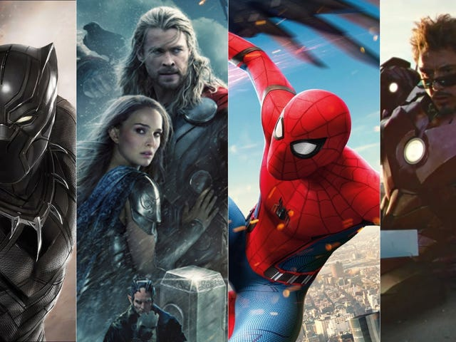 Our Favorite (And Least Favorite) Marvel Movies