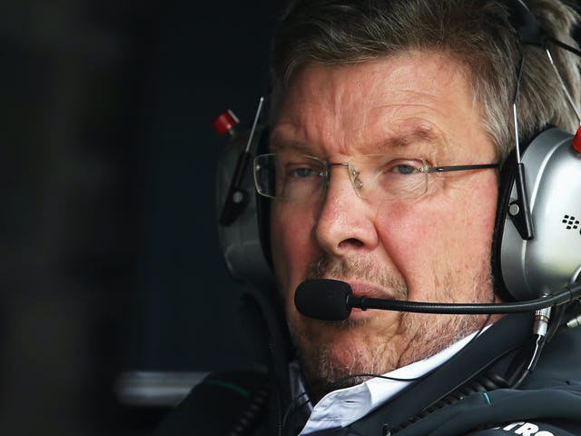 Ross Brawn benekter at han er Formel 1s nye sportsboss