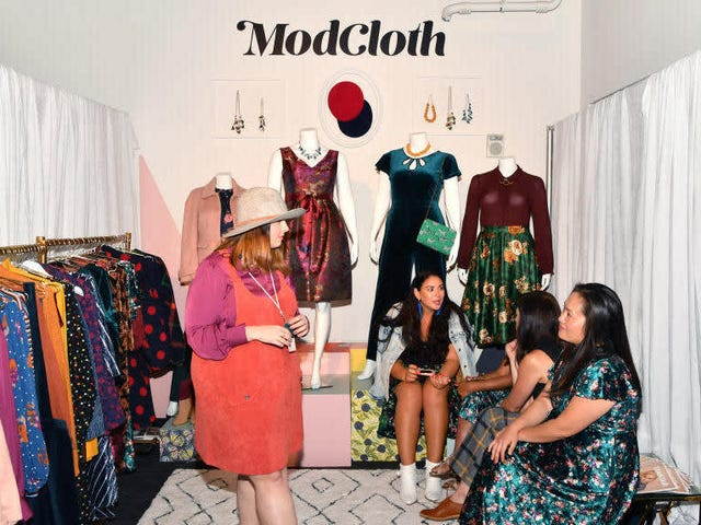 After a Rocky Time Under Walmart, Modcloth Is Reportedly For Sale