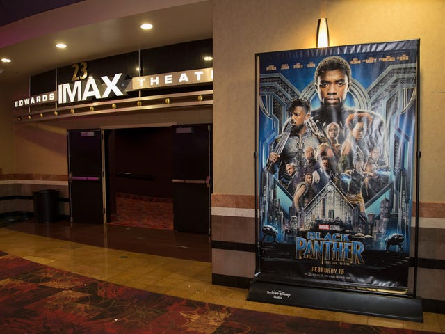 Because We Can't Have Nice Things, Some Assholes Are Making Fake Claims About Being Attacked at Black Panther Screenings
