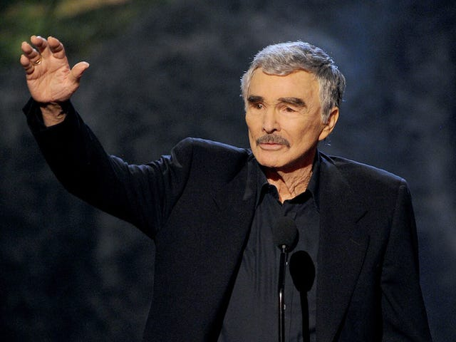 Burt Reynolds Says Charlie Sheen 'Got What He Deserved' with HIV Diagnosis