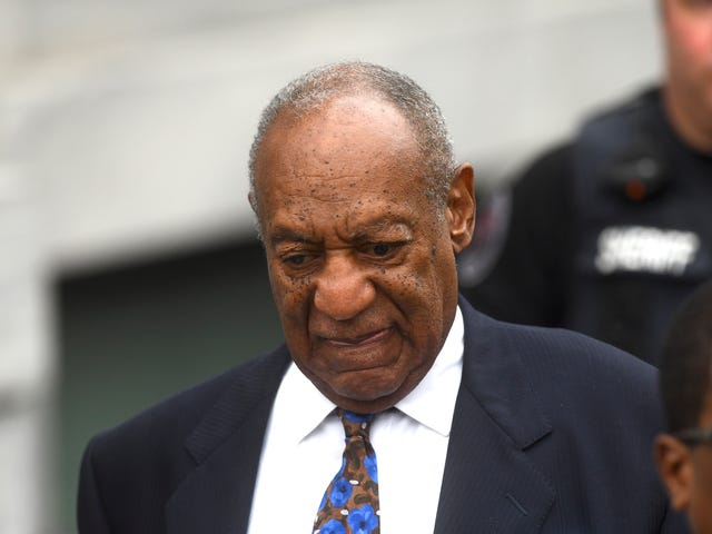 Don't Believe the Hype? Cosby Claims He Never Settled