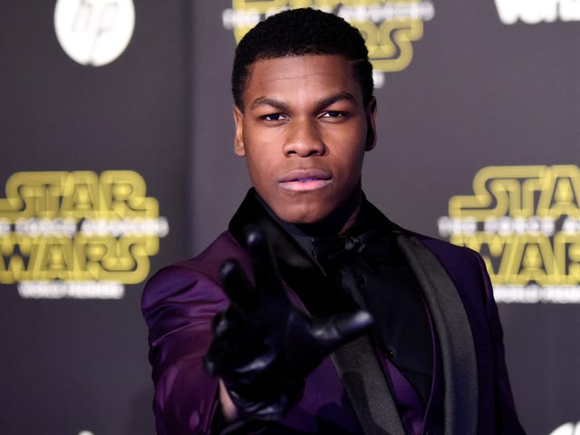 The Star Wars: Episode IX wrap party featured a human disco ball and John Boyega singing Vanessa Carlton