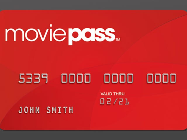 MoviePass Probably Won't Last, But It's Only Seven Bucks Now
