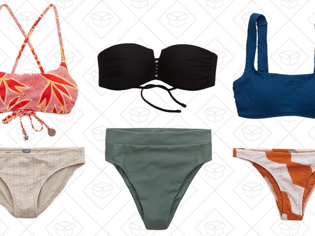 All of Aerie's Bikini Tops and Bottoms Are Buy One, Get One Free