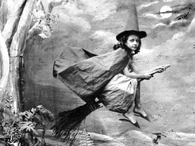 Keep Your Eyes Peeled for Easter Witches