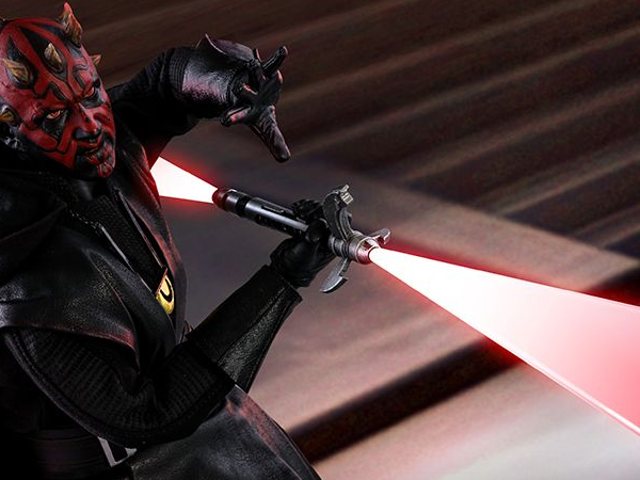 Solo's Surprise Darth Maul Cameo Gets an Unsurprisingly Great Action Figure