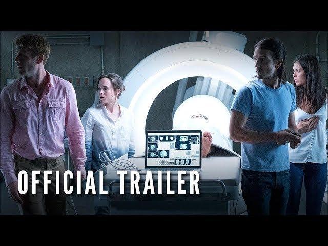 Ellen Page håber sikkert, du er ved at dø for at se denne trailer for Flatliners remake