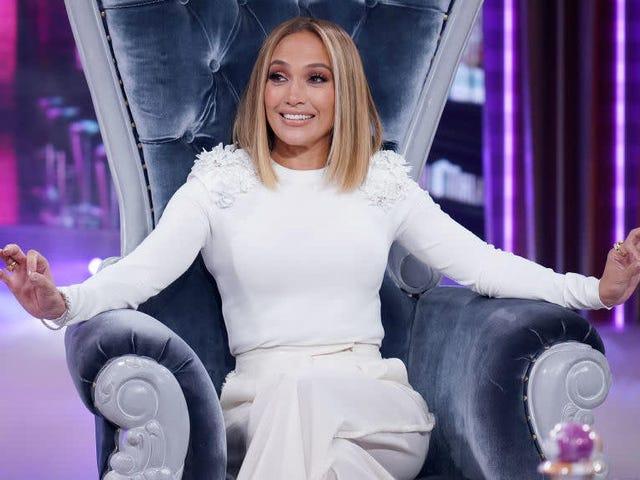 Rej tilbage i tiden til et Jennifer Lopez-interview fra 1998 fyldt med uhyggelighed og lort snak