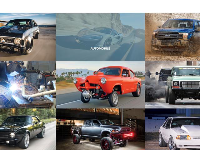 TEN प्रकाशन ऑटोमोबाइल सहित 19 ऑटोमोटिव प्रिंट प्रकाशनों को मारता है: मेमो