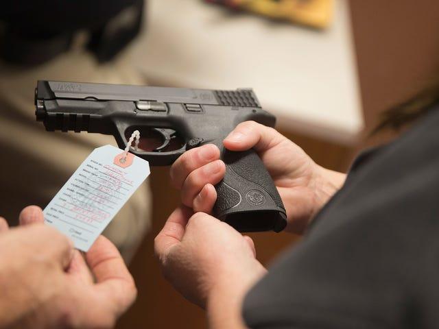 Florida Didn't Run FBI Background Checks on Gun Buyers for a Year Because of a Forgotten Login