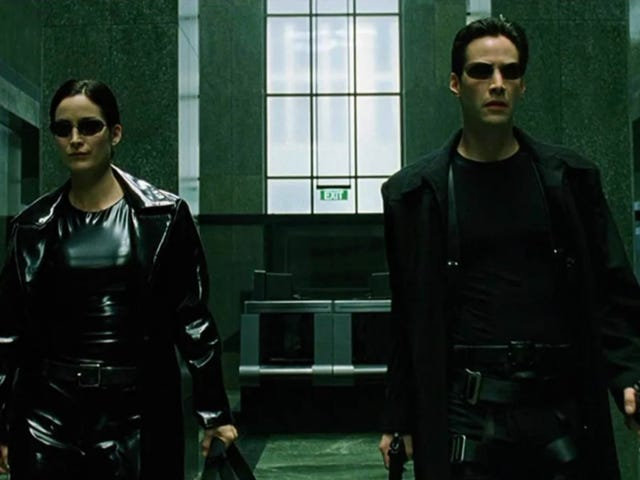 The 4th Matrix Will Arrive Before The Flash