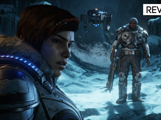 Gears 5 Campaign: The Kotaku Review