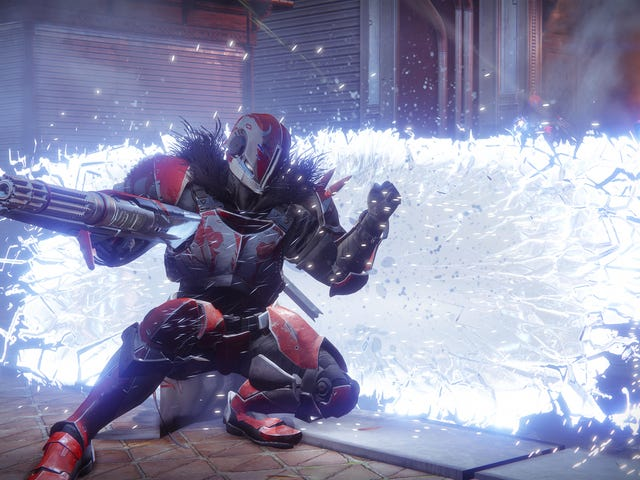 Podcast: TheDestiny 2Beta Makes Us Want Destiny 2