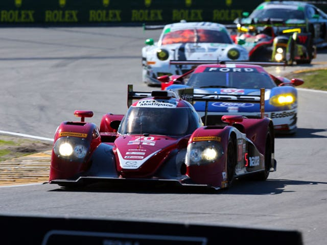 ROLEX 24: Live Race Report