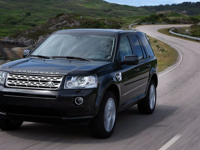 I Cannot Believe Prince Philip Drives a Freelander, of All Things