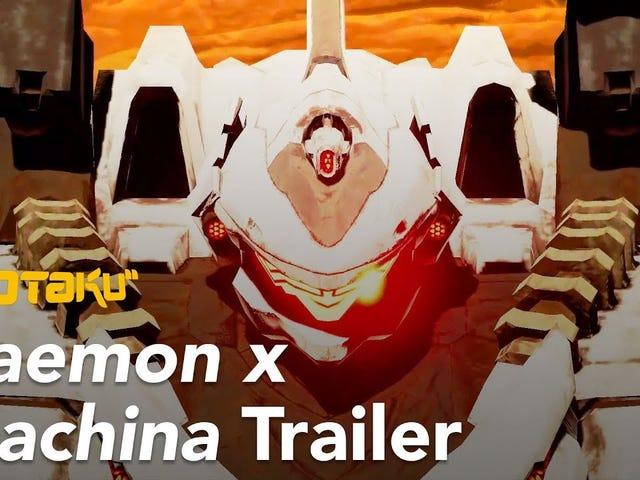 Nintendo khởi động trực tiếp ngày hôm nay với một trò chơi mech gọi là Daemon x Machina