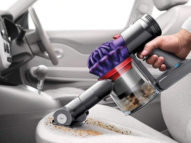 Get a Jump on Spring Cleaning Without Cleaning Out Your Wallet With These Dyson Deals