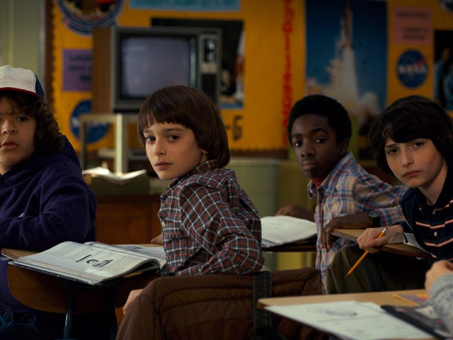 Stranger Things Was Nearly an Anthology Series, Before Everyone Else Got on the Bandwagon
