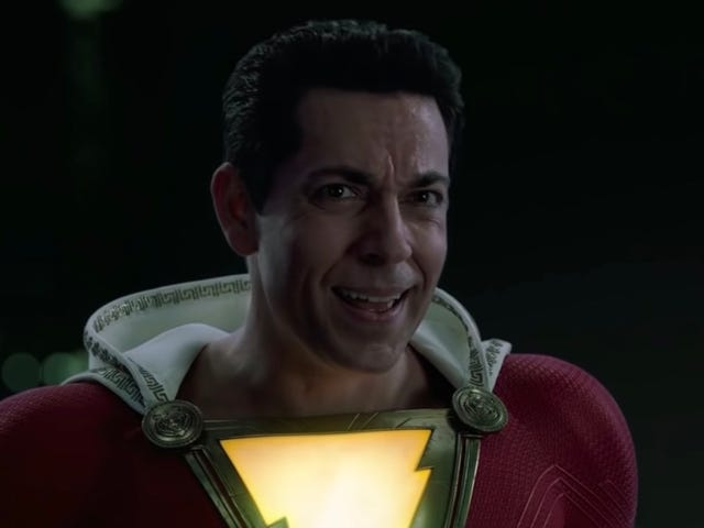 The Chinese Shazam Trailer Is Packed With Hilarious Spoilers