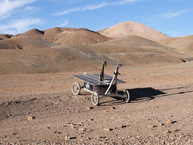 Nhiệm vụ mô phỏng ở sa mạc Chile cho thấy một chiếc Rover có thể phát hiện sự sống trên sao Hỏa như thế nào