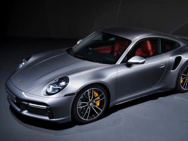 O Porsche 911 Turbo S de 2021 é mais amplo e mais rápido com um novo Flat Twin Six de 640 HP