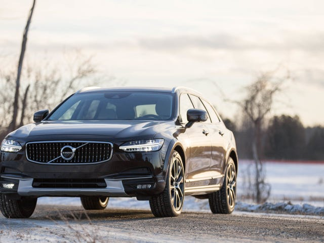 What Do You Want To Know About The 2017 Volvo V90 Cross Country?