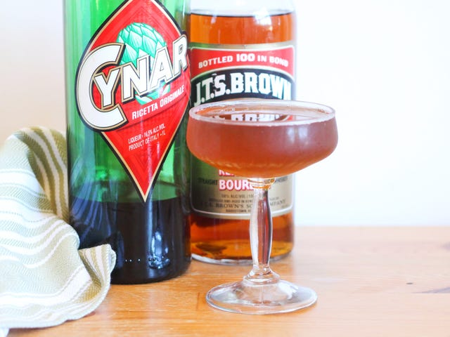 Spike Your Manhattan With Amaro