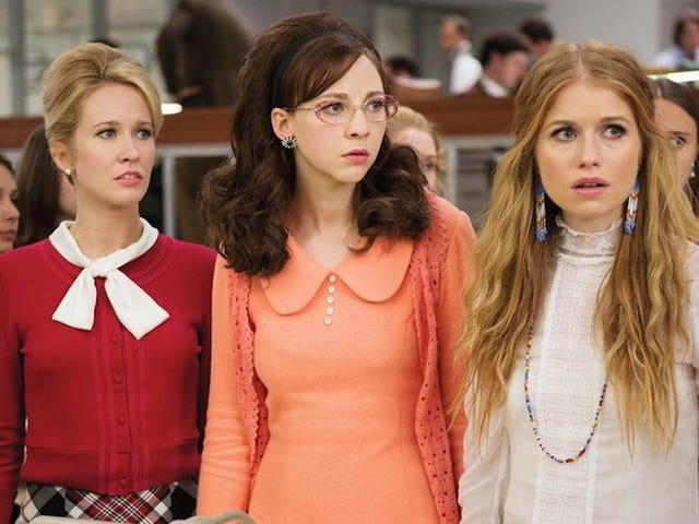 Canceled Amazon Show Good Girls Revolt Is Looking to Make a Comeback