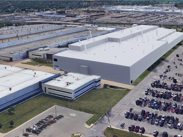 FCA จะใช้จ่าย 4.5 พันล้านดอลลาร์ในมิชิแกนเพื่อสร้าง Jeep Wagoneer, รถจี๊ปสามแถว