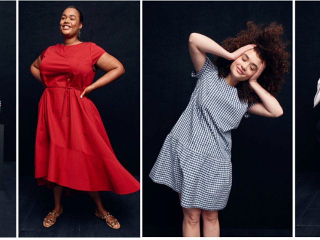 J.Crew Just Dropped an Entire Collection With Universal Standard