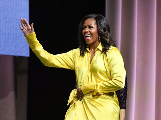 Dank ihrer High School Alma Mater haben wir jetzt einen Sportkomplex, der nach Michelle Obama benannt ist