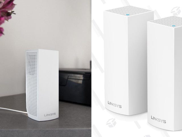 Upgrade to a Mesh Wi-Fi Setup For Just $150