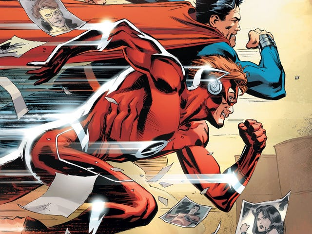 Dua Teman Lama Terhubung Kembali di <i>Titans</i> # 7