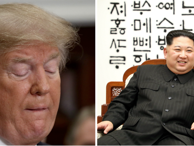 Trump's On-Again, Off-Again Relationship With North Korea Is Back On. Again