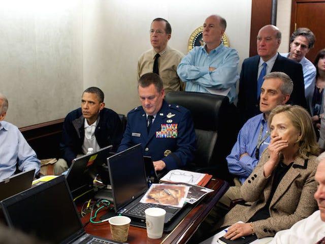 Trump Adakah Birthering Apabila Serangan Bin Laden Berkemungkinan