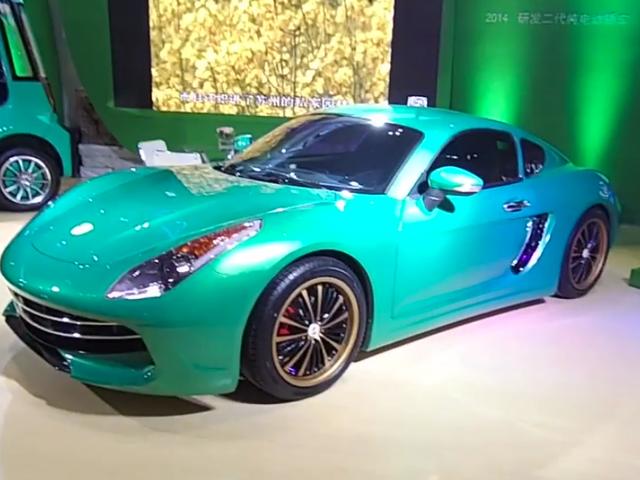 Alle schamlosen chinesischen Auto-Knockoffs auf der Shanghai Motor Show