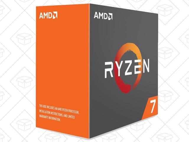 Deal AMD Ryzen 7 เป็นข้ออ้างที่คุณต้องสร้างเครื่องคอมพิวเตอร์ใหม่
