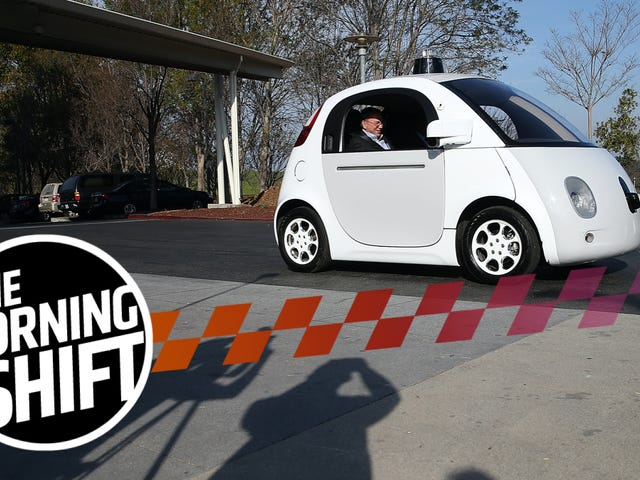 Our 'Hands-Off' Federal Government Is Killing American Autonomous Cars