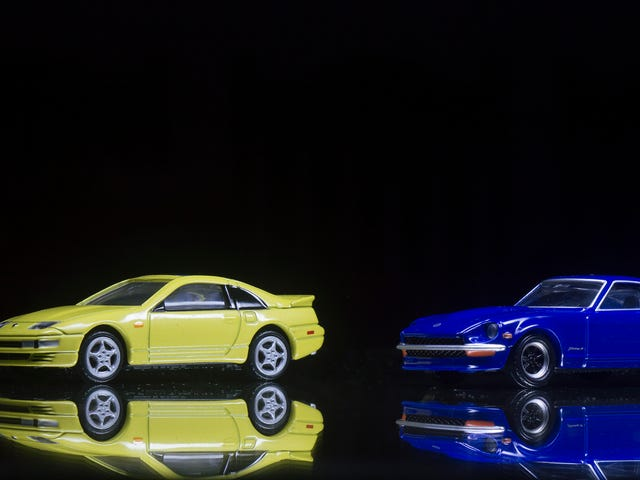 Tomica Thursday - See the Z (and ZX)