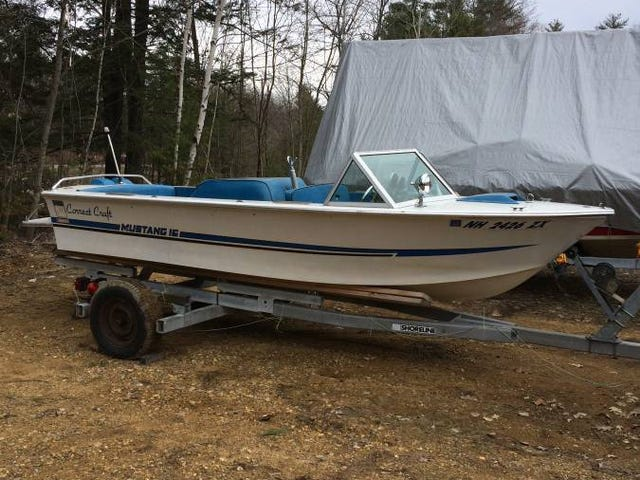 Boats of Craigslist: Labor Day Special