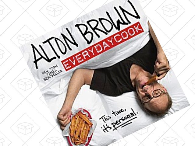 Eat Like Alton Brown With This $2 Kindle Cookbook